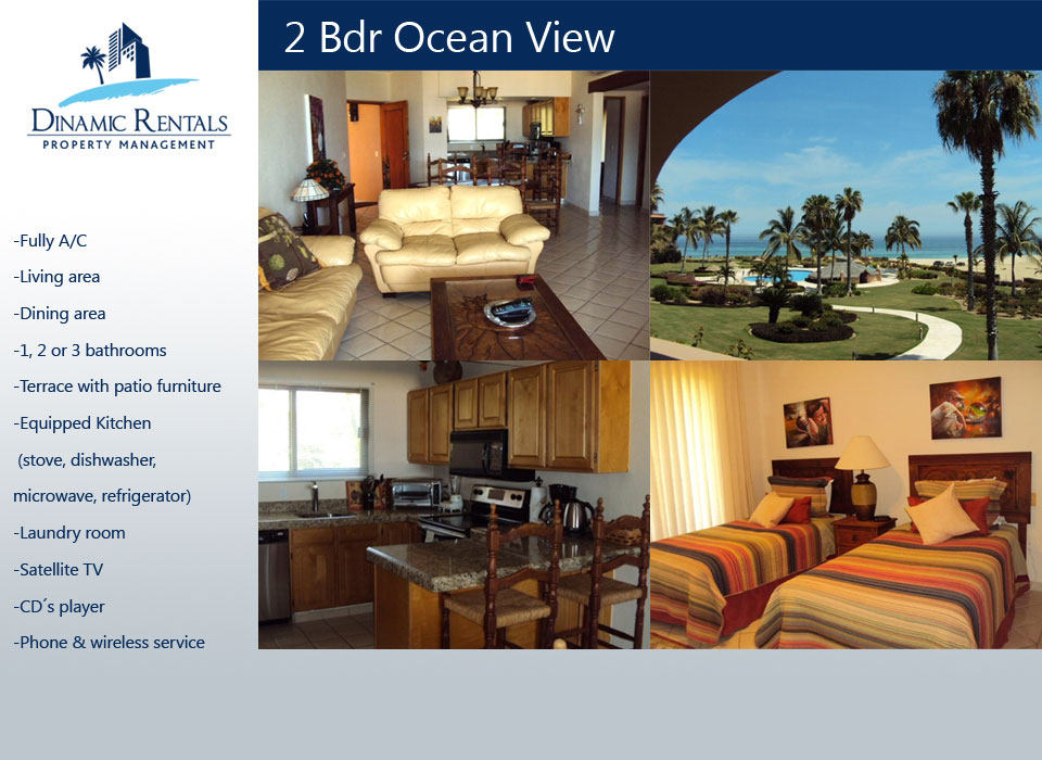 Bedrooms Ocean View Rental